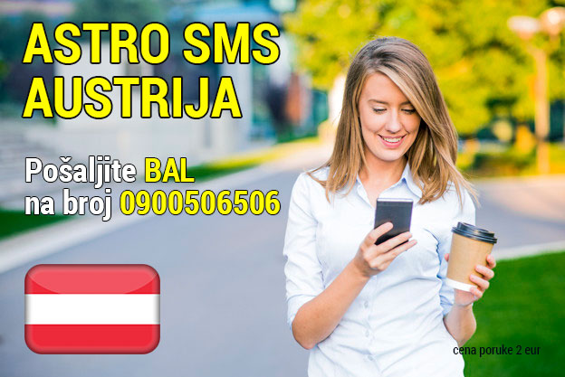 SMS Astrolog Austrija