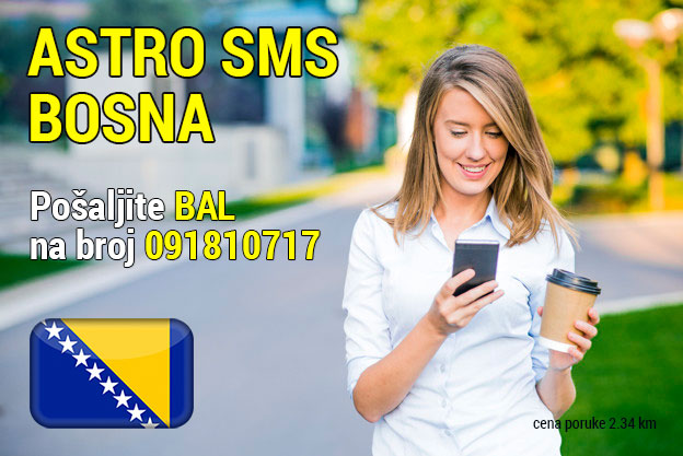 SMS Astrolog Bosna