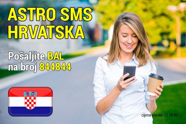 SMS Astrolog Hrvatska