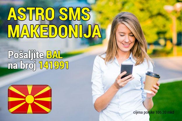 SMS Astrolog Makedonija