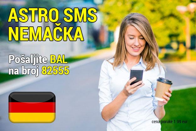 SMS Astrolog Nemačka