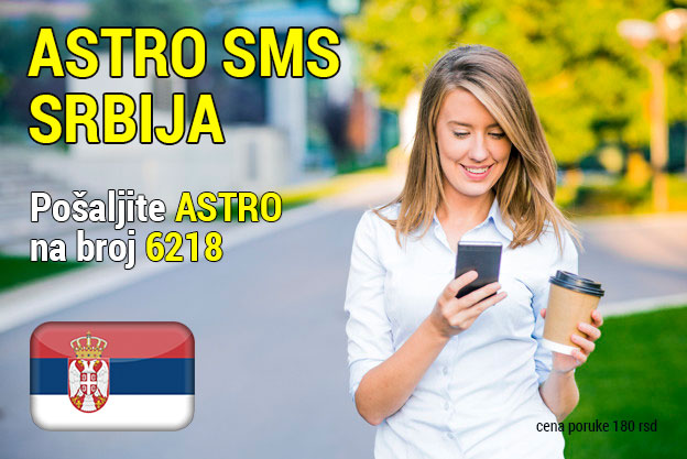 SMS Astrolog Srbija