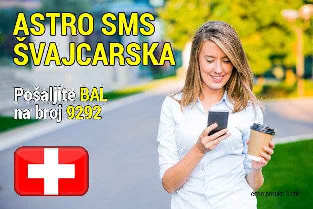 SMS Astrolog Švajcarska